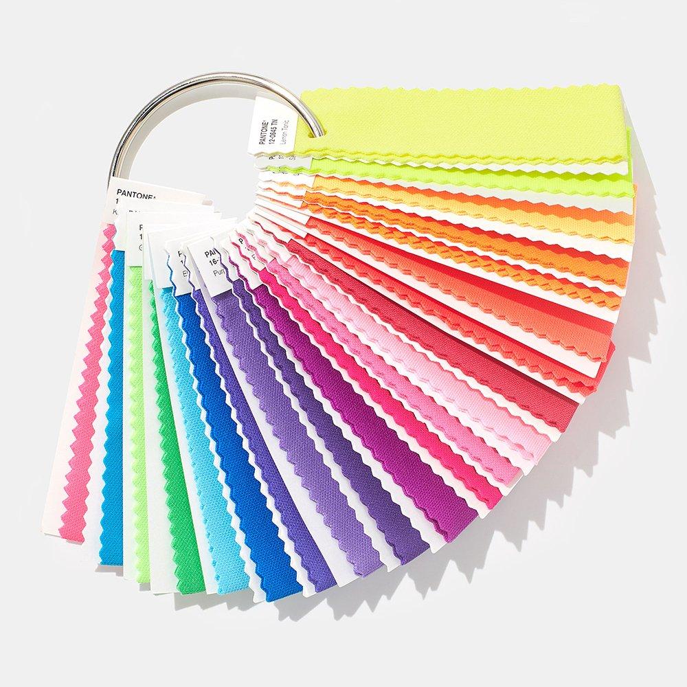 Pantone colores brillantes